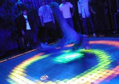 Palms Dance Floor Break Dance 3