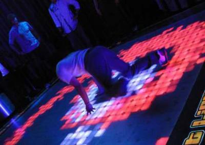Palms Dance Floor Dancer