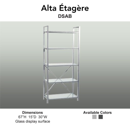 12 Decor - Alta Etegere MAIN