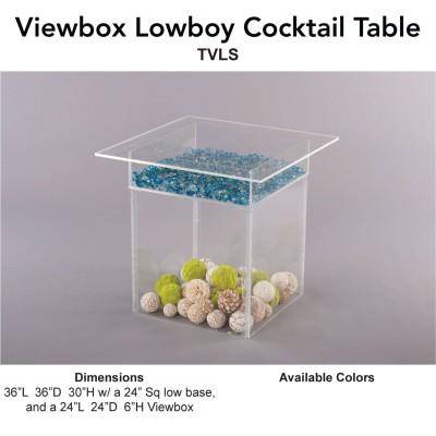 13 Cocktail - Viewbox Lowboy Main