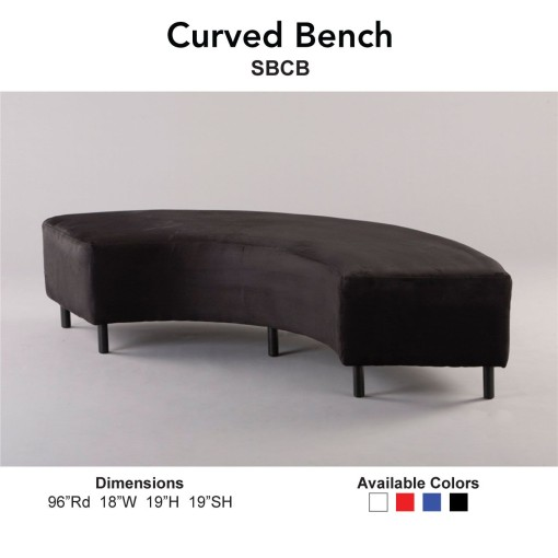 14 Benches - Curved Main