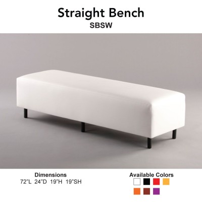 15 Benches - Straight Main