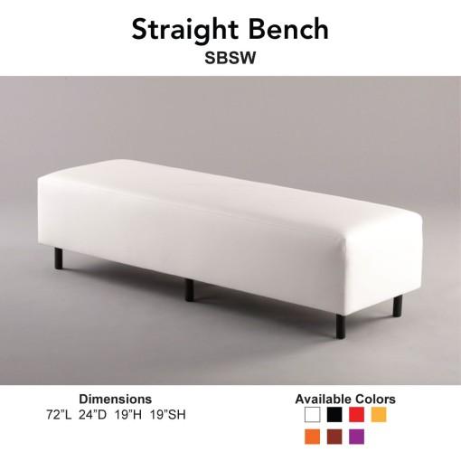 15 Benches - Straight Main