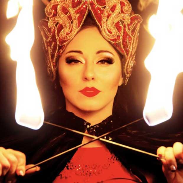 1240 Fire Dancer