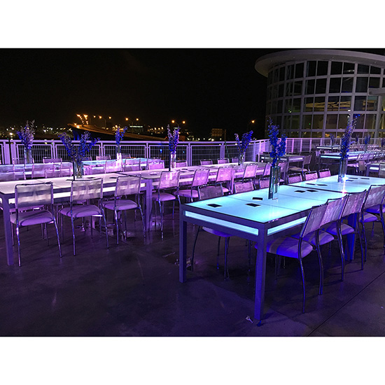 Club Dining Table