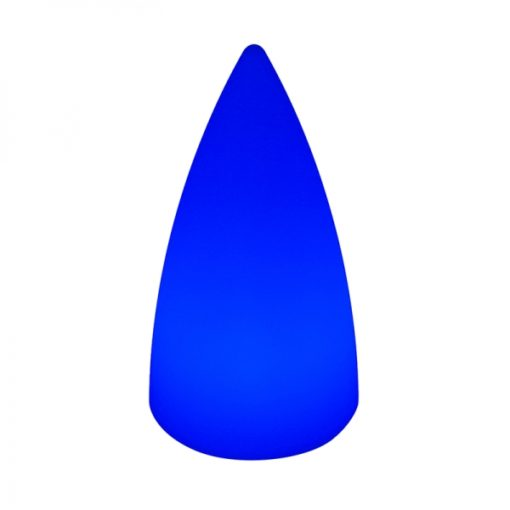 Cone LED Light blue