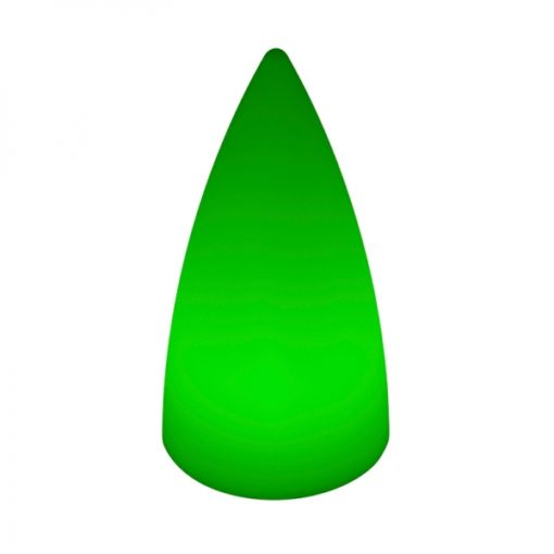 Cone LED Light green