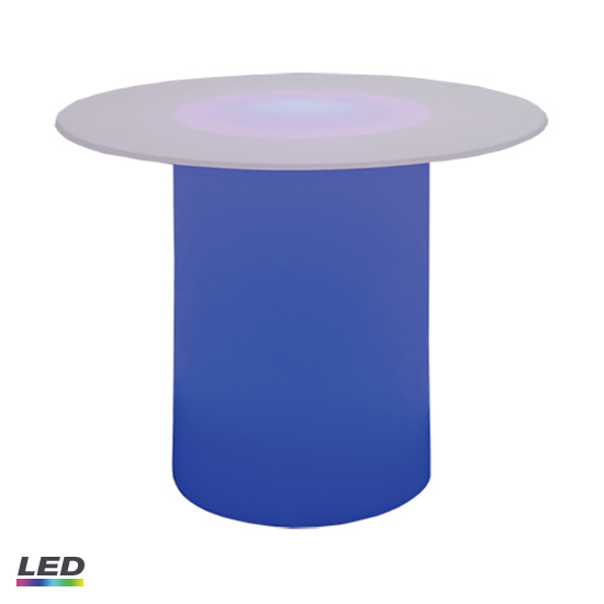 Cylinder Cafe Table