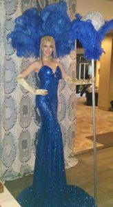 Glamazon Blue