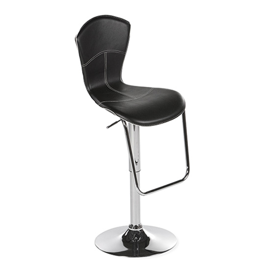 Hourglass Bar Stool