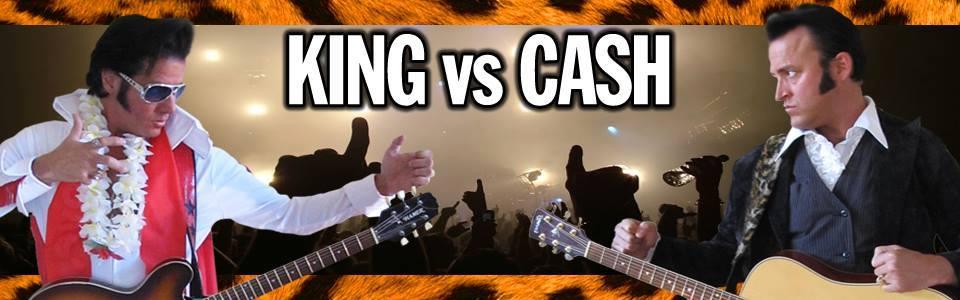 King vs Cash banner