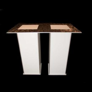 Luna Bar Table 48in Rectangle