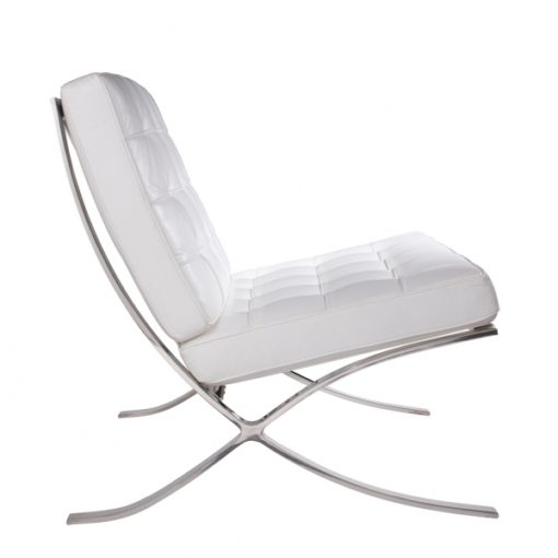 Madrid Chair White