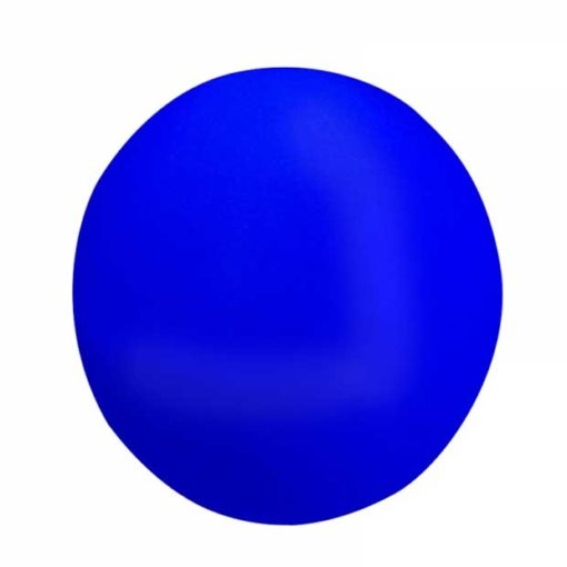 Orb LED light blue
