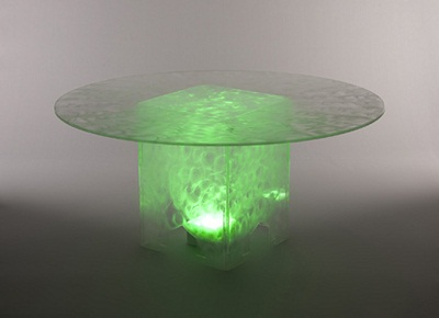 Round Dining Table 3