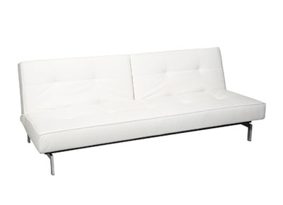 Splitback Sofa Collection - White