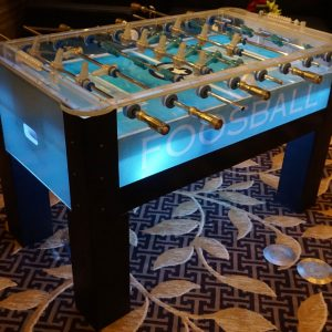 FOOSBALL TABLE (ACRYLIC)