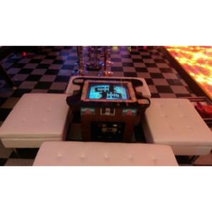 Tetris Cocktail Table Arcade Game
