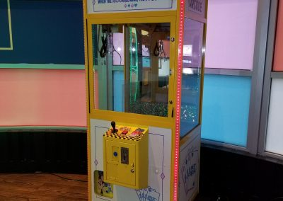 Toy Taxi Machine