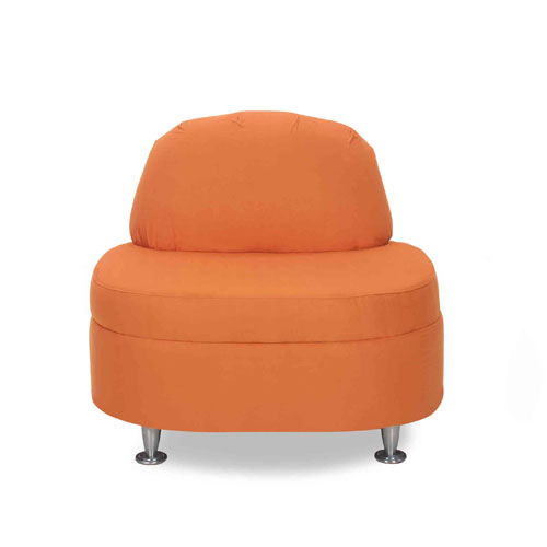 Beautiful Tangerine Chair