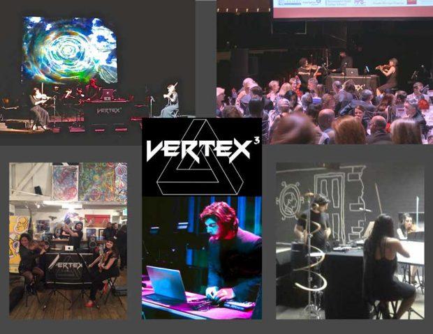 Vertex3 picture collage