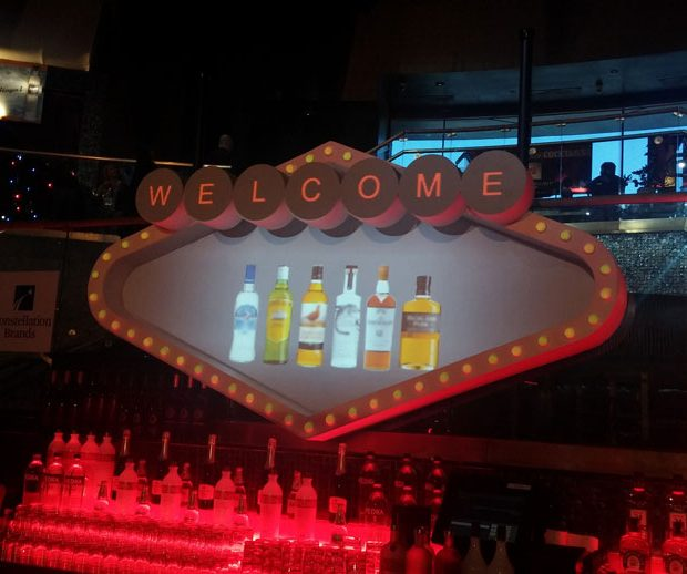 Welcome to Las Vegas DJ Booth