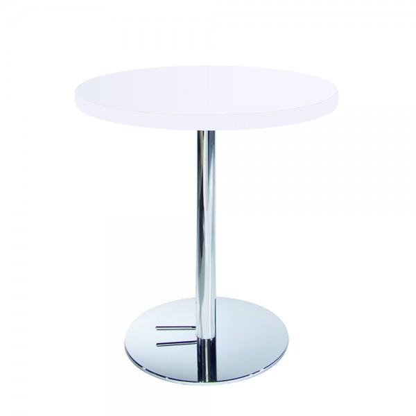 "30"" Round Cafe Table w/ Hydraulic Base"