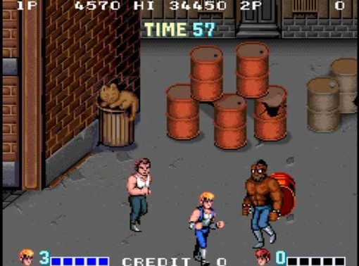 Double Dragon Abobo screen