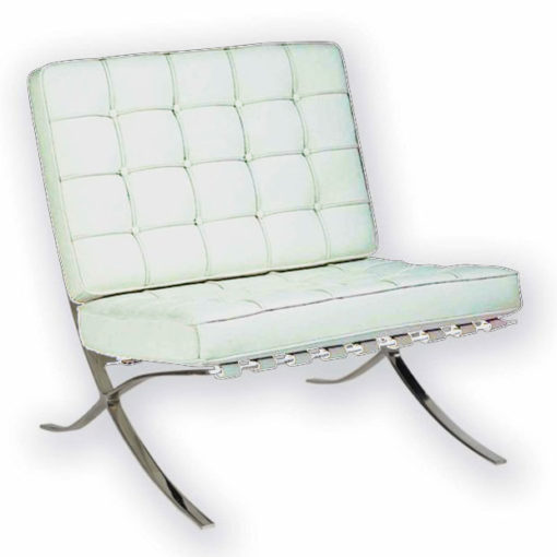 Ibiza Chair White