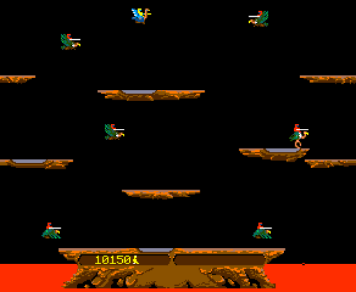 joust gameplay