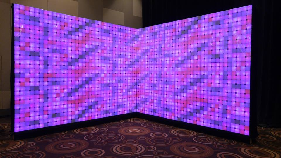 Interactive Led Dance Floor 24 Seven Productions