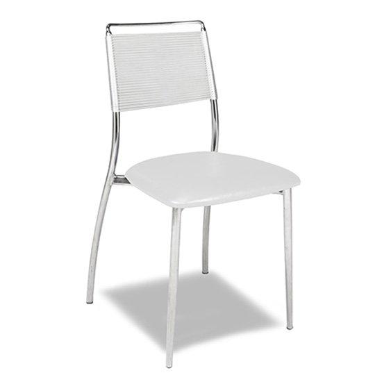 Silk Back Chair