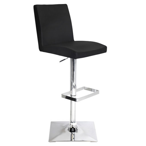 VIP Bar Stool Black