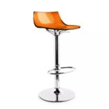 vienna stool - orange