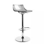 vienna stool - smoke grey