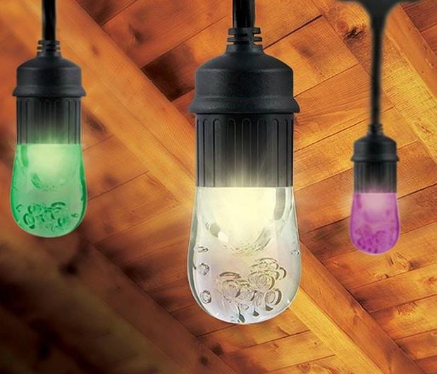 LED Bristo Lights