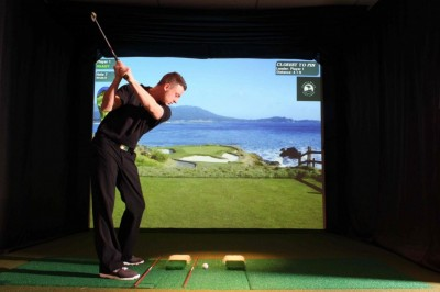 Virtual Golf Simulator