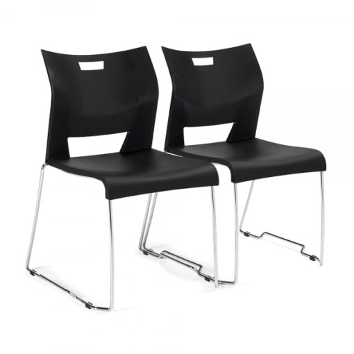 Duet Stack Chair 2
