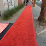 Red Carpet Flint Opening