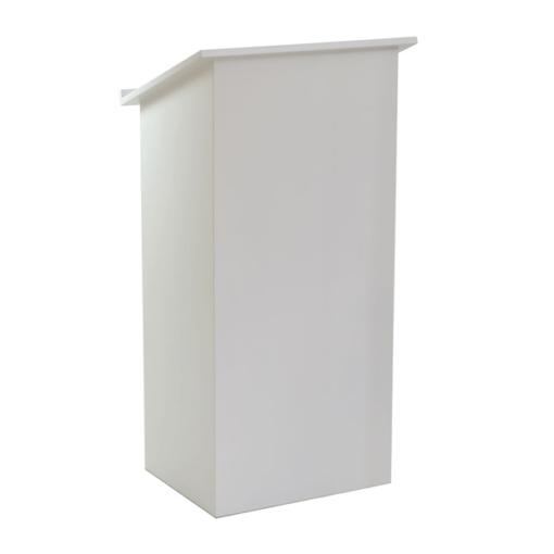 Acrylic White Podium