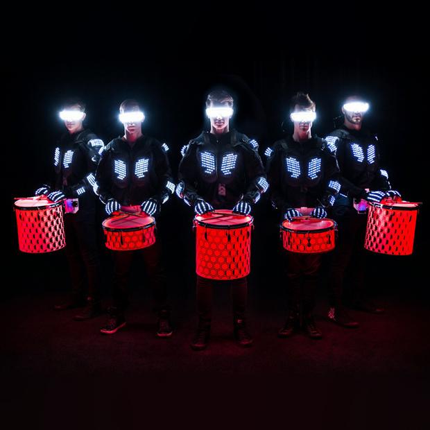 Drumbots