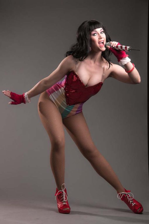 Katy Perry Impersonator