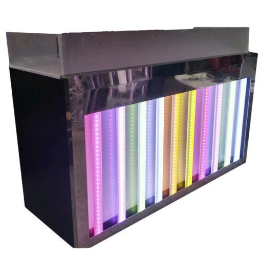 Pixel Tube DJ Booth