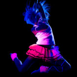 Chauvet SlimSTRIP UV-18 IRC Glowing Clothing