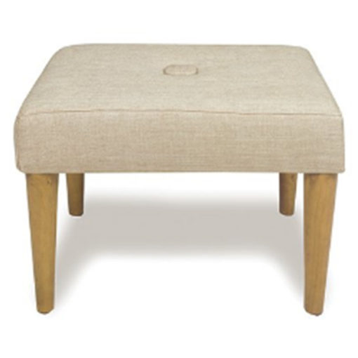 Madison Ottoman Sand Dollar