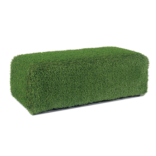 Grass Bench Ottoman
