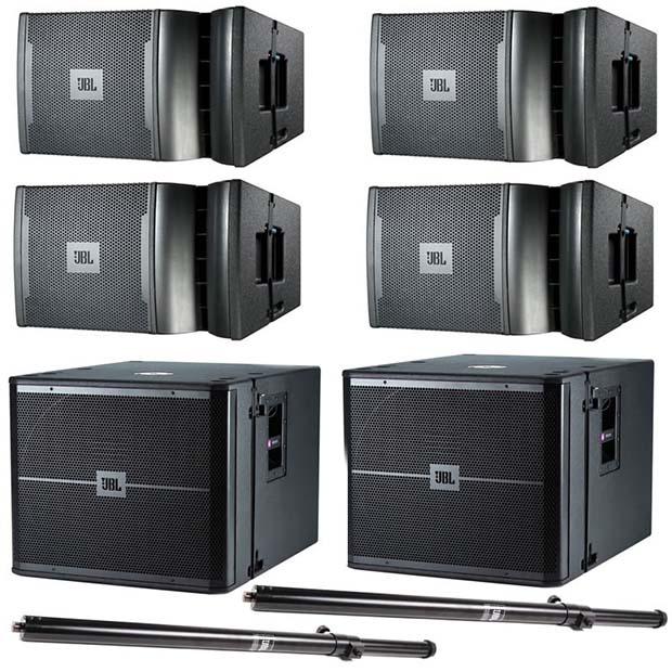 JBL VRX932LAP Speakers