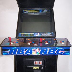 NFL Blitz 2000 NBA Showtime Arcade game