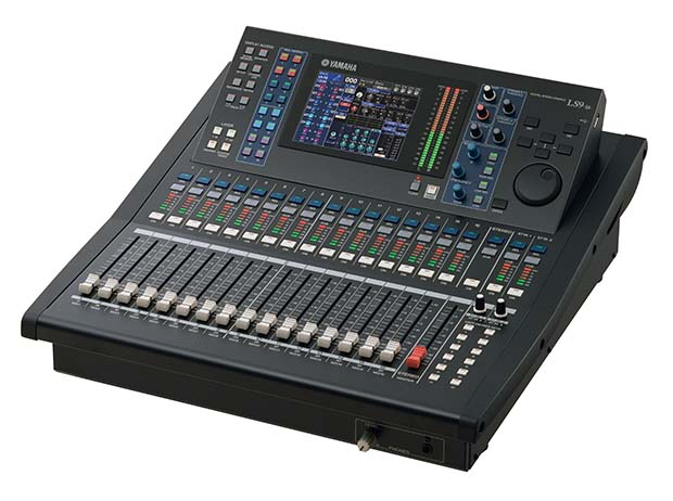 Yamaha LS9 series consoles