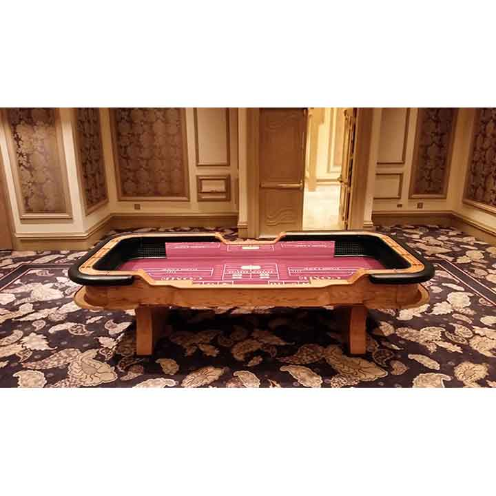 10ft Craps Tables